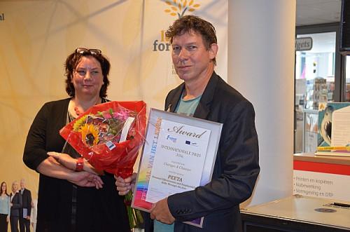 Prijs Festival van het leren 2014
