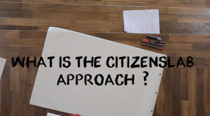 CitizensLab / A Lab Approach