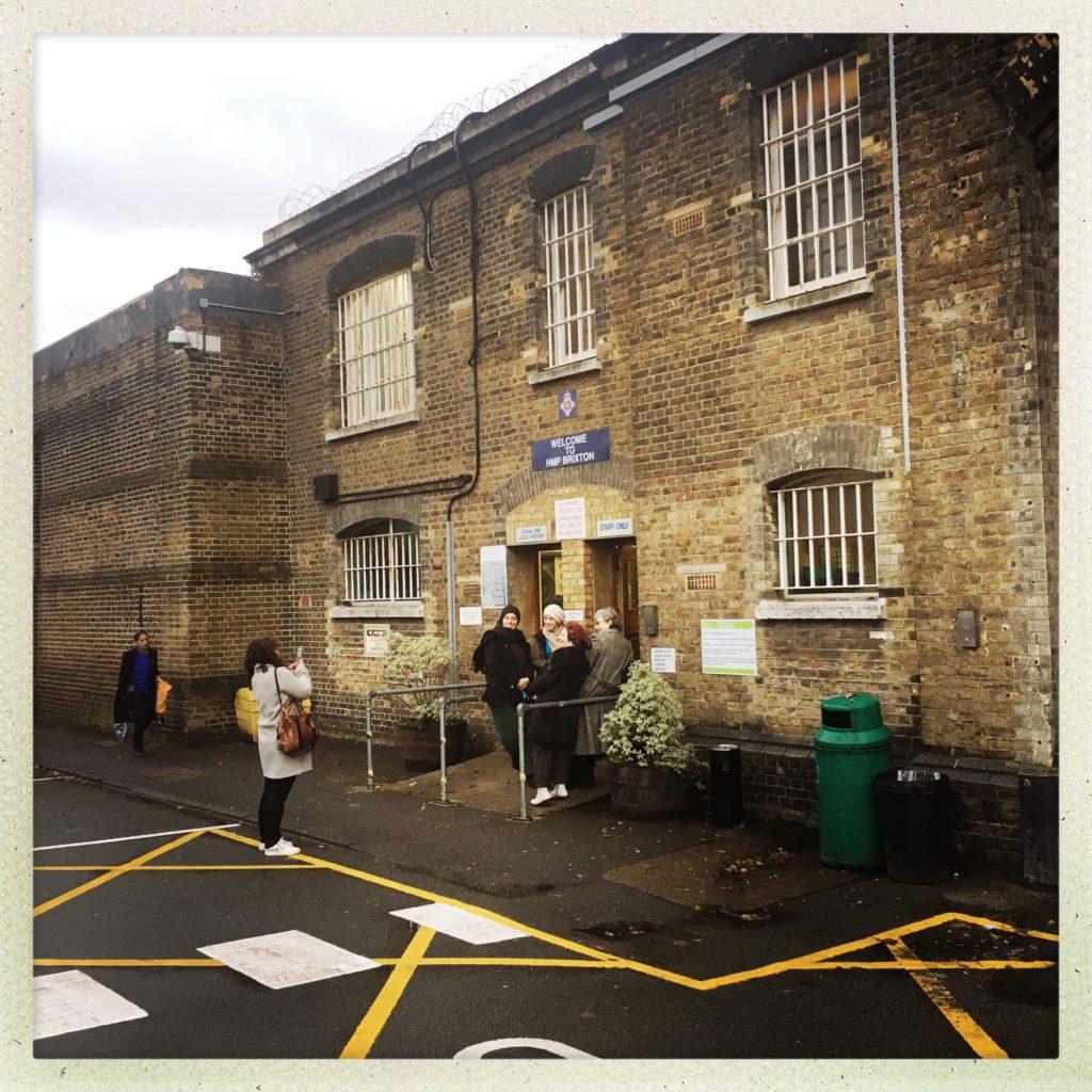 Prison London
