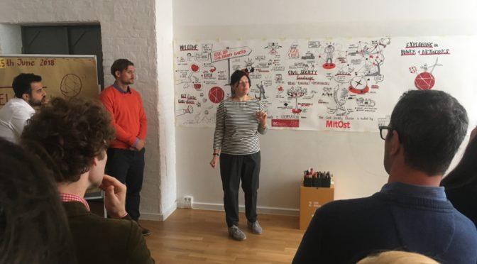Civil Society Cluster Berlin